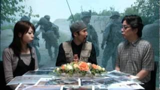 戦場カメラマン・渡部陽一が、小林よしのりを聞き手に加え、アフガニス...