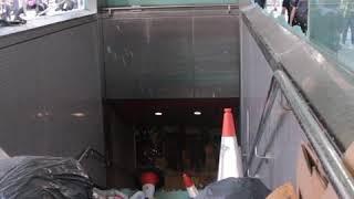 香港反送中抗议的第14个周末