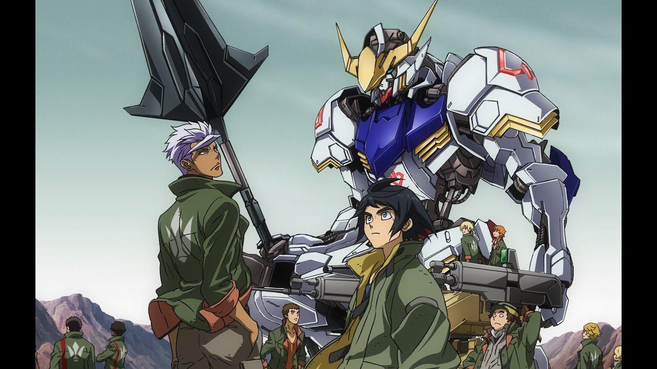 Hasil gambar untuk Mobile Suit Gundam: Iron-Blooded Orphans