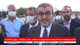 """AK Partili Ünal: """"Türkiye, Libya, Suriye ve Karabağ'da artık bir oyun kurucu oldu"""""""