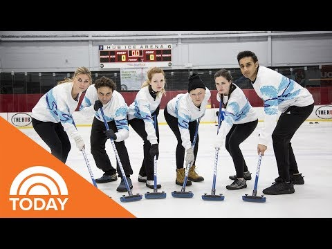 Curious About Curling? We Learned All About The Olympic Sport Of Curling | TODAY