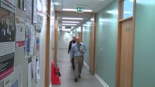 The Benny Hill Grande Tour of The Dumfries & Galloway College.mov