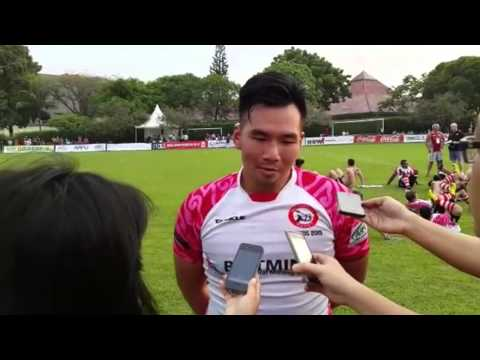 ARC 2015 DIvision 3 East Indonesia vs Guam Post Match Interviews