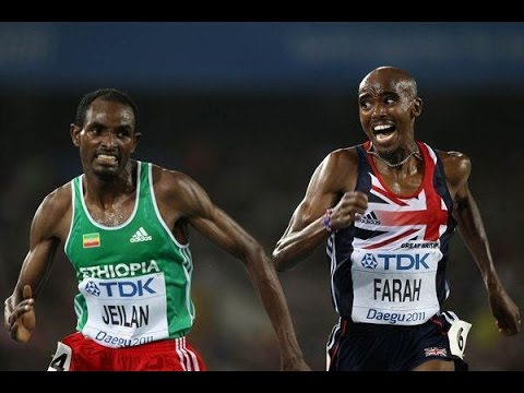 Mo Farah Will Be BEATEN At RIO 2016 OLYMPICS