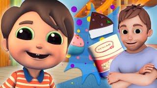 Johny Johny Yes Papa | Baby Joy Joy on Clap Clap Baby