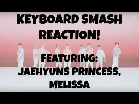NCT 127 Touch Reaction | Keyboard Smash Reactions