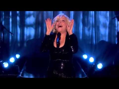 Bette Midler  One Night Only  Wind Beneath My Wings  2014
