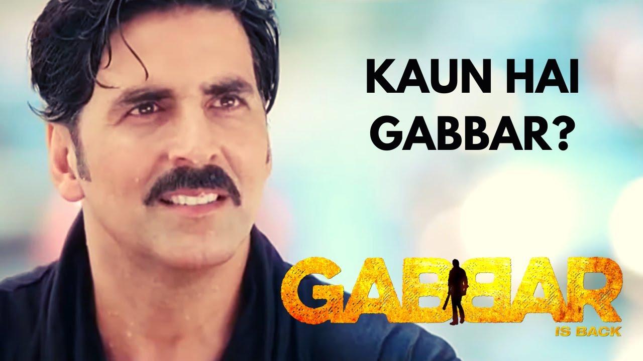 Download Gabbar Is Back   Scene 5   Who Is Gabbar   कौन है गब्बर   Akshay Kumar   Sunil Grover