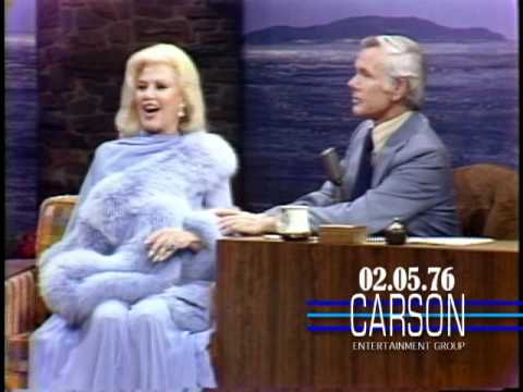 Johnny Carson Dances with Ginger Rogers on