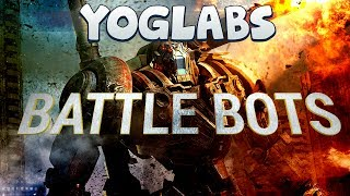 Minecraft Mods - Battle Bots - YogLabs