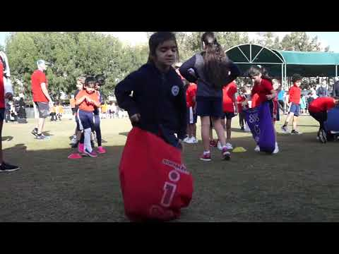 EIS J Year 1 Sports Day 2017 18