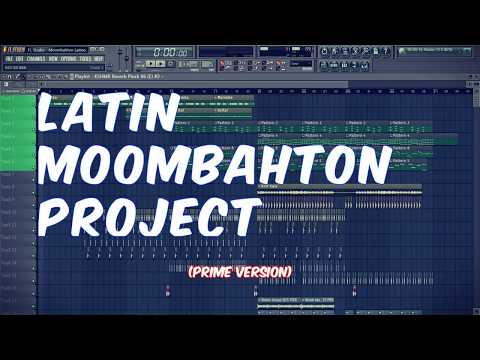 FL Studio - Latin Moombahton Project (Prime Version)