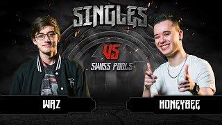 Waz vs HoneyBee - Swiss Pools: Pool 2 - MK11 Summit of Time | Noob Saibot vs D\'Vorah
