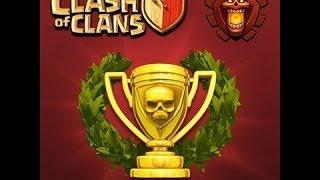 Clash of Clans - Como ganar copas rápidamente