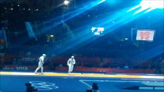 Fencing - London 2012 Olympics - Men