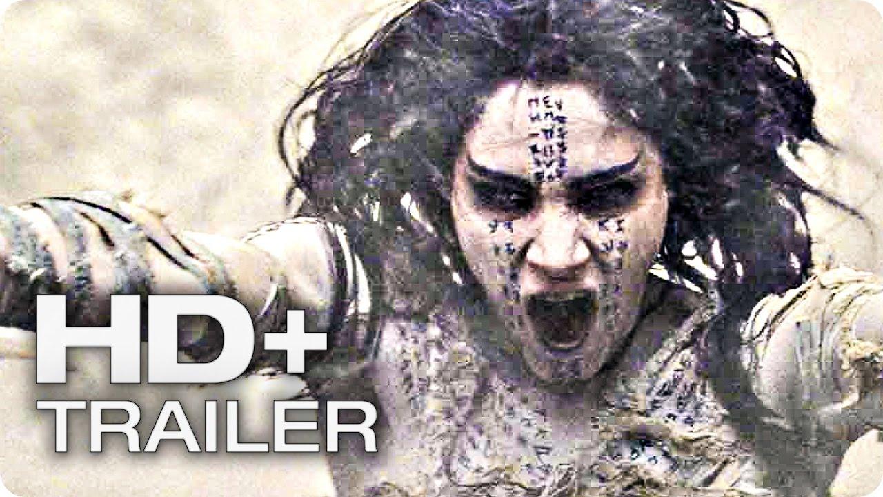 Die Mumie 2019 Trailer Deutsch