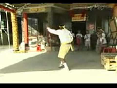 Traditional Taiwanese Martial Arts
