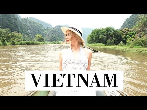 🇻🇳 THE VIETNAM VLOG 🇻🇳 | allanaramaa