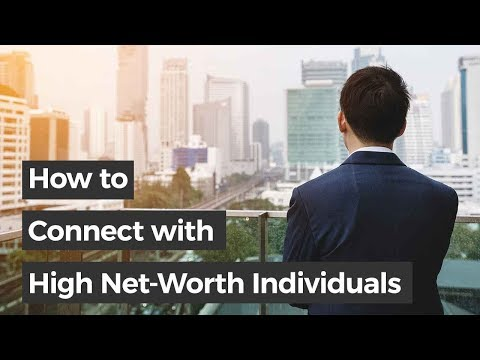 How To Approach High Net-Worth Individuals | Abbas Hashmi