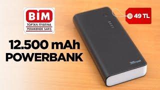 49 TL'ye 12.500 mAh kapasiteli powerbank (UCUZCU ENGİNAR) thumbnail
