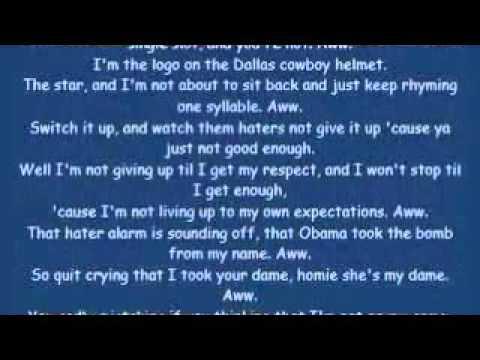 Eminem-Seduction[HQ & Lyrics]