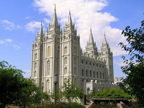 TRUTHBRIGADER1 PREACH- Salt Lake City MORMON'S Temple Square