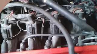 Polo NZ Motorproblem Leerlauf stottert