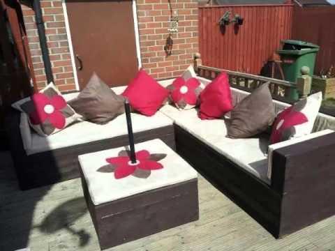 Pallet Sofa Garden Diy Pictures Of Pallet Furniture For