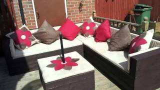 Pallet Sofa Garden Diy Pictures Of Pallet Furniture For Indoor Outdoor Collection