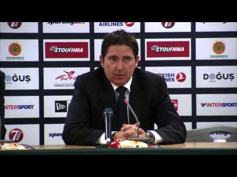 Euroleague Post - Game Press Conference: Panathinaikos Superfoods vs Olympiacos Piraeus