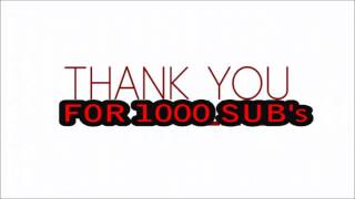 Gambar cover 1000 SUB's to MEET The BIBLE. THANK YOU. A video a week for 2017.
