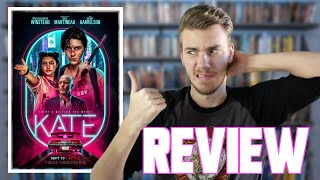 Kate (2021) - Netflix Movie Review