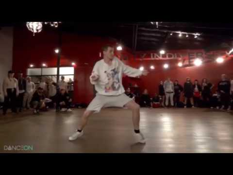 Josh killacky k Camp - Drop - David Moore Choreography - DanceOn Class