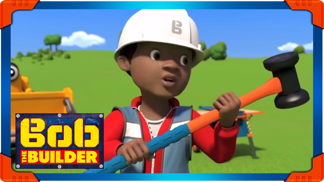 bob the builder learn with leo compilation cartoons for kids
