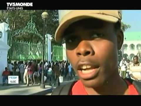 Haiti in the Media: Compassion vs. Showboating (2010)