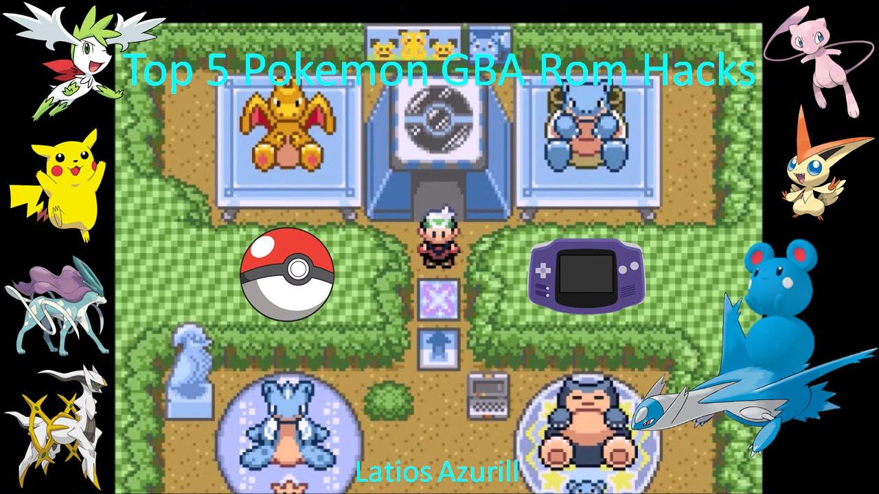 Best Pokemon Game Gba Rom | Games World