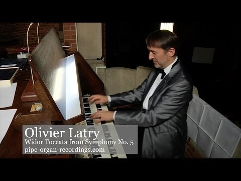 Charles-Marie Widor Toccata from Symphony No. 5 | Olivier Latry | Diocese of Brooklyn