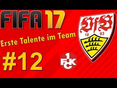 Erste Talente im Team – FIFA 17 VfB Stuttgart Karriere #12 – Lets Play FIFA 17 Gameplay German