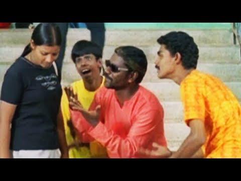 April Maadhathil Karunas Comedy In Collage Steps