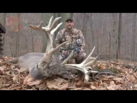 Louisiana Father Son Duo Take Down Big Bucks At World Class Whitetails of Ohio