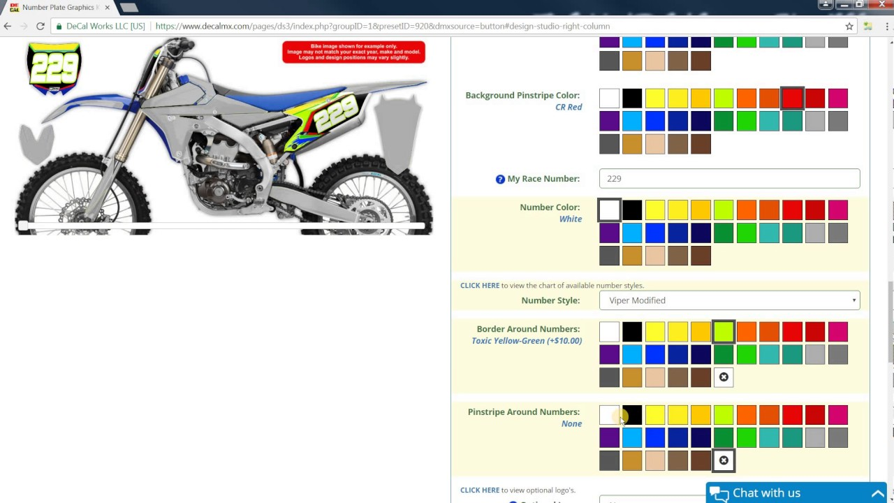 How To Order DeCal Works Number Plate Backgrounds YouTube - Decal works graphicsdecal works camo graphics youtube