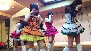 ニコーリフレアイドルライブ・「フルーティー♥」② 小原優花、原くるみ、...