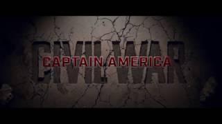 Captain America: Civil War trailer (Suicide Squad style)