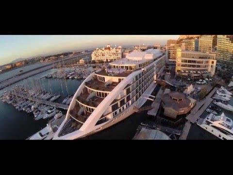 Discover Sunborn Yacht Hotel in Gibraltar |  Voyage Privé UK