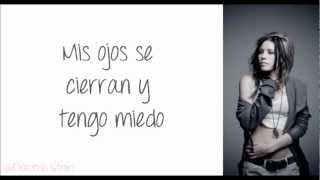 Skylar Grey - Beautiful Nightmare (Live) (Lyrics - Subtitulos en español)