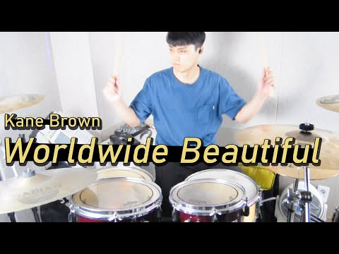 Kane Brown – Worldwide Beautiful ( drum cover by J.Drum )