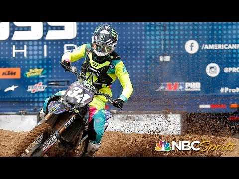 Looking Back At 2019 Pro Motocross 250 Class Season | Motorsports On NBC
