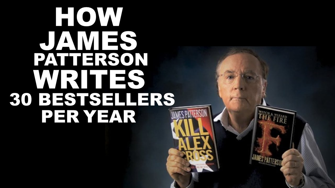 marketing james patterson Marketing james patterson case solution, can a successful writer use direct-to-consumer marketing to grow its brand the author, who ran a major advertising agency in a previous career, advertisin.