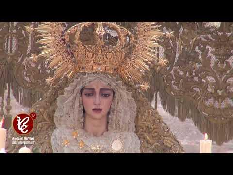 Procesión de regreso de la Virgen de la Salud tras su Coronación Canónica - Sevilla 2017