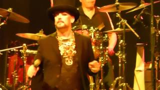 Culture Club - Like I Used To live @ Greek Theatre,  Berkeley - July 25, 2015